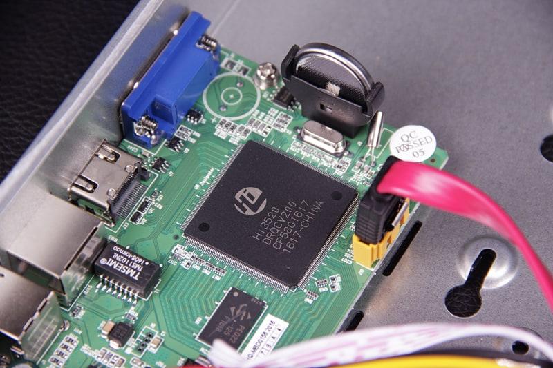 V4.02.R11 H.264 / H.265 DVR / NVR Firmware Download