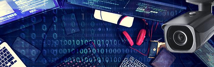 IP camera default password list (2021)