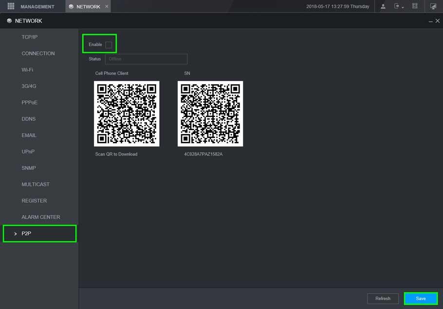 Dahua How To Remote Access Setup Port Forwarding P2P Mobile