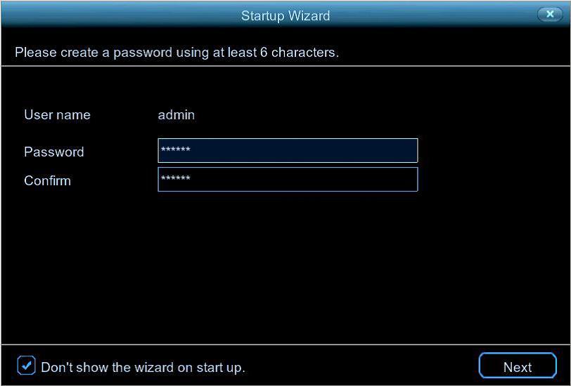 Swann Security Password Reset All Model