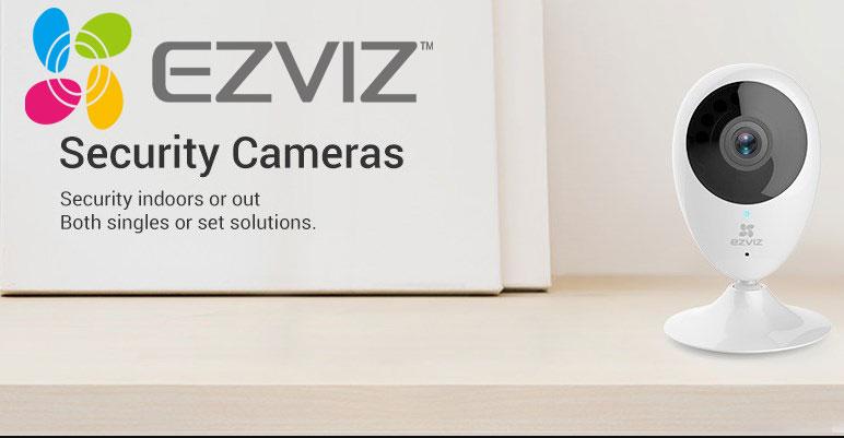 Ezviz Firmware and Software Downloads