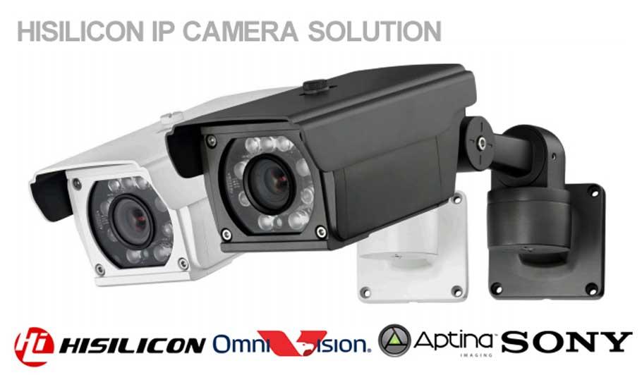 Hisilicon IP Camera CD Content (Manual&Software)