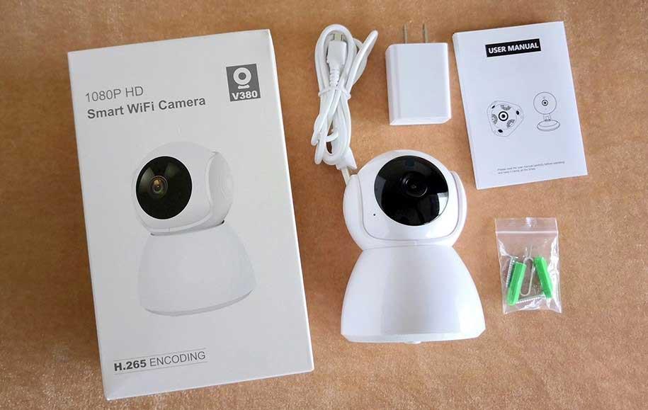 V380 IP Camera Installation Software download
