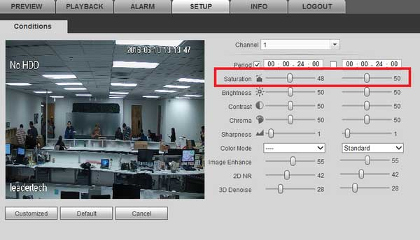 How to Change Ip Camera Resolution